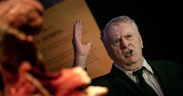 Жириновский: Я передавал письмо Березовского Путину.