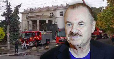 Владимир Пресняков поможет в сборе средств для Нацфилармонии. Фото: Point.md.