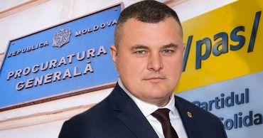 """PAS об обращении Новака в Генпрокуратуру: """"Это запугивание"""". Фото: Point.md"""