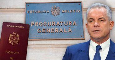 Прокуратура возбудила уголовное дело по факту получения Плахотнюком второго паспорта.