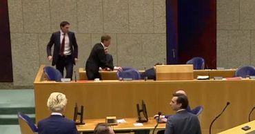 Потерявший сознание глава Минздрава Нидерландов ушел в отставку