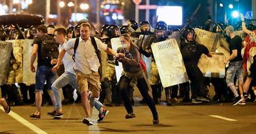 МИДЕИ: Мы солидарны с народом Беларуси.