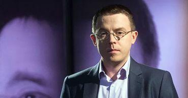 Львовский журналист и телеведущий Остап Дроздов.
