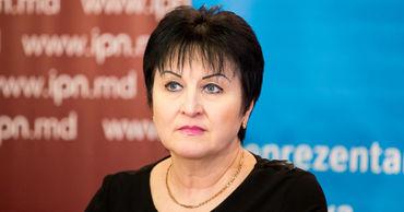 Госсекретарь ДОРМ Анна Гуцу.