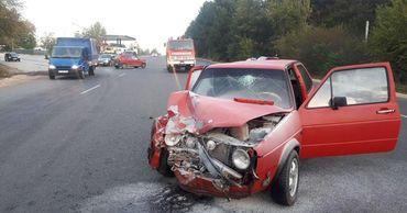 ДТП на трассе Кишинев-Страшены: водители госпитализированы.