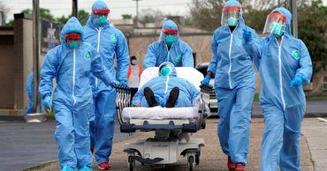 Коронавирус выявили более чем у 6 млн человек в мире.