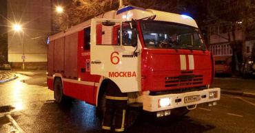 В Москве произошел пожар в НИИ, где разрабатывают вакцину от COVID-19. Фото: pnp.ru.