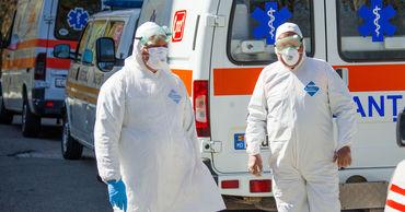 Минздрав: 35 сотрудников медицинской системы заражены COVID-19.