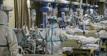 В Испании не зафиксировали случаев смерти от коронавируса за сутки.