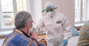 В Молдове зарегистрировали 70 новых случаев COVID-19.