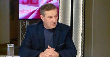 Бывший депутат Григоре Кобзак.