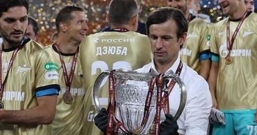 Футболисты «Зенита» добыли, а потом разбили Кубок России по футболу. Фото: btv.md.