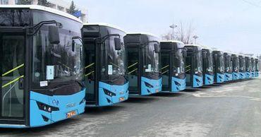 Четыре иностранные компании подали заявки для тендера по закупке автобусов.