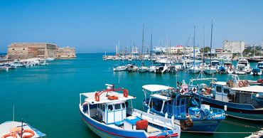 Шесть греческих портов снова готовы принимать круизные лайнеры.