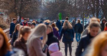 Средний возраст населения Республики Молдова вырос с 38 лет в 2017 году до 38,7 в прошлом году.