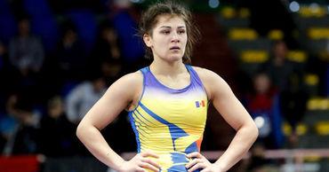 Спортсменка Анастасия Никита стала чемпионкой Европы по спортивной борьбе среди взрослых.