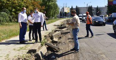 С понедельника дорожное движение между бул. Гагарина и ул. Измаил будет приостановлено.
