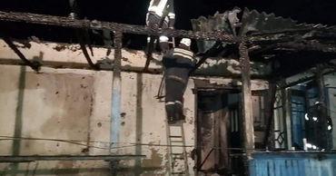 В селе Лапушна Хынчештского района женщина погибла в огне при пожаре в частном доме.