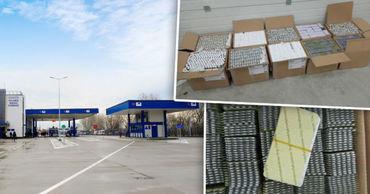 Микроавтобус посольства Молдовы в России перевозил контрабандный груз анаболиков