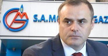 Председатель правления АО «Молдовагаз» Вадим Чебан. Фото: Point.md.