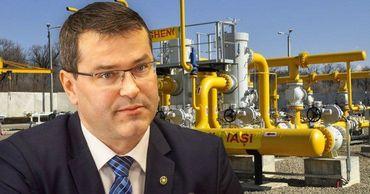 Усатый: Есть все предпосылки, чтобы газопровод Яссы-Унгены был завершен в срок