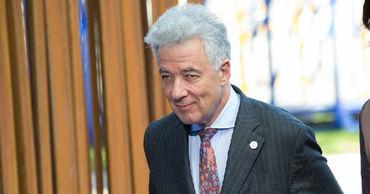 Спецпредставитель ОБСЕ по Приднестровью Томас Майер-Хартинг.