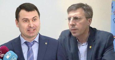 Костюк - Киртоакэ: Готов брать у вас уроки румынского, но не коррупции. Фото: point.md