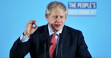 Джонсон намерен работать круглые сутки, чтобы оправдать доверие народа.