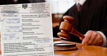 Жалоба судей на запугивание прокурорами передана для проверки.