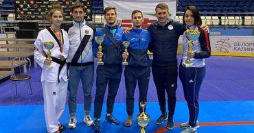 Спортсмены из Молдовы завоевали четыре медали на кубке Беларуси по тхэквондо