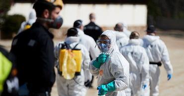Число случаев COVID-19 в Испании превысило сто тысяч.