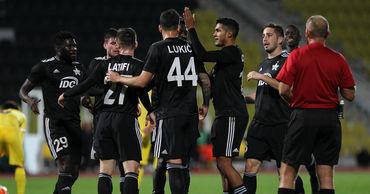 «Шериф» досрочно стал чемпионом Молдовы по футболу.