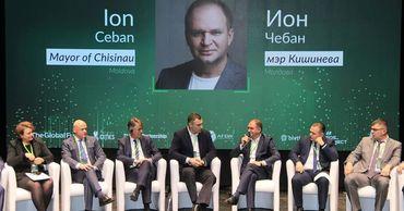 Чебан рассказал об итогах участия в форуме городов-лидеров ВЕЦА в Киеве.