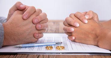 Агентство госуслуг рассказало о парах, расторгнувших брак в День всех влюбленных.