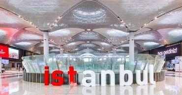 Международный аэропорт в Стамбуле признали наиболее загруженным по итогам 2020 года.