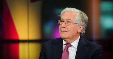 Бывший управляющий Банка Англии Мервин Кинг.