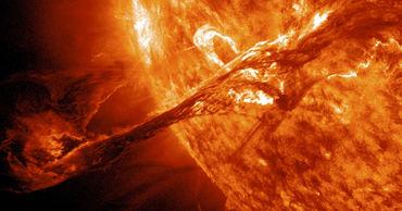 Астрономы выяснили историю рождения Солнца