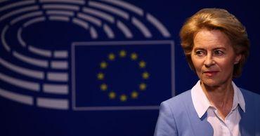 """Будущая глава Еврокомиссии призвала Евросоюз учить """"язык силы""""."""