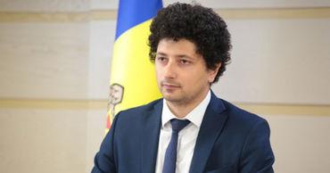 Депутат от PAS Раду Мариан.
