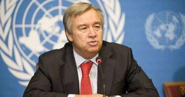 Генсек ООН назвал шаги по спасению планеты.