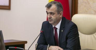 Ион Кику: Кабмин прорабатывает резервные пути поставок газа в Молдову.