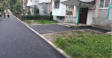 В Кишиневе будут отремонтированы 35 дворов многоквартирных домов