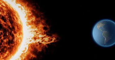 На Земле зафиксирована мощнейшая магнитная буря за год.