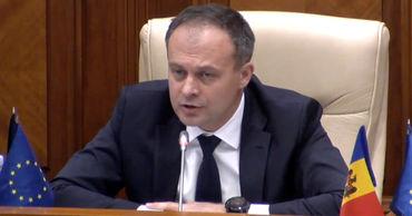 Лидер Pro Moldova Андриан Канду.