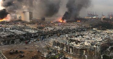 Энергия, которая высвободилась в результате взрыва, была чрезвычайно мощной.