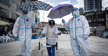 Число зараженных коронавирусом в мире превысило 6,4 миллиона человек.