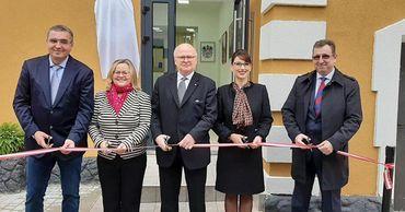 В Бельцах открылось почетное консульство Австрии.