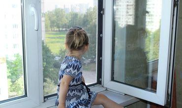 В столице погибла 4-летняя девочка, выпав из окна 6 этажа
