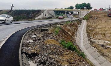 На строительство дороги в Унгенах выделено еще 40 млн леев.