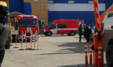 Из-за задымления из ТЦ «Рио» в Москве эвакуировали 1,5 тыс человек.